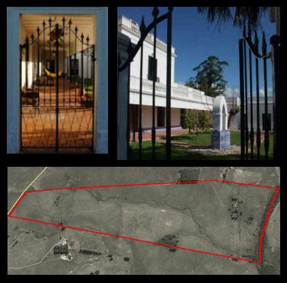 historic Estancia in Uruguay> <BR> <A HREF=